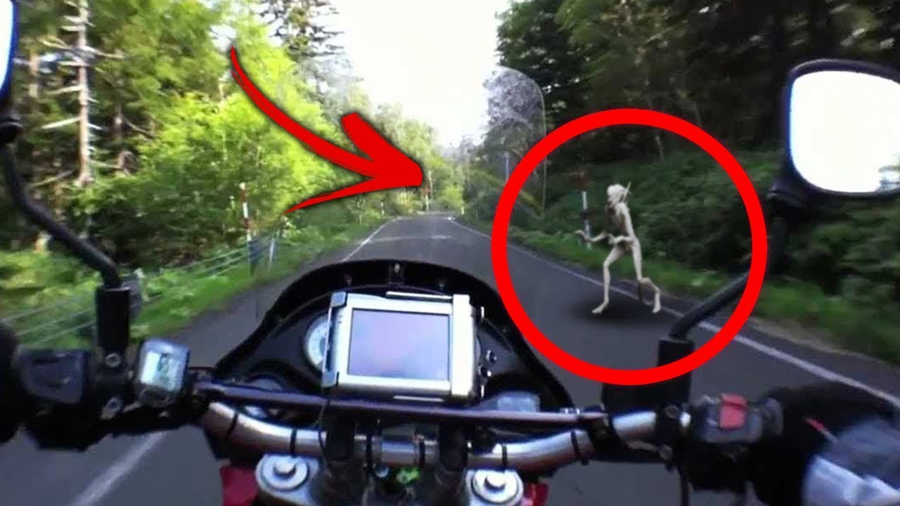 7 Scariest Things People Have Caught On GoPro Camera!