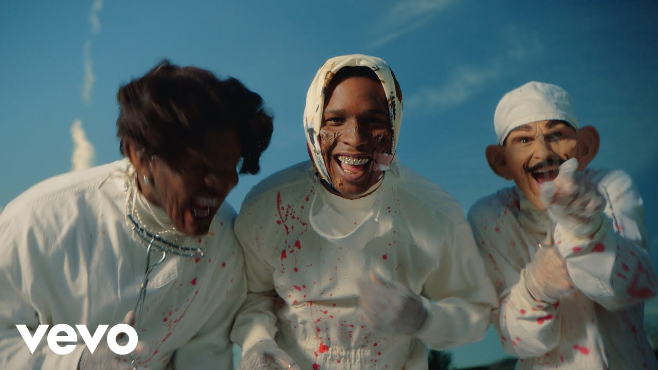 A$AP Rocky - Babushka Boi (Official Video)
