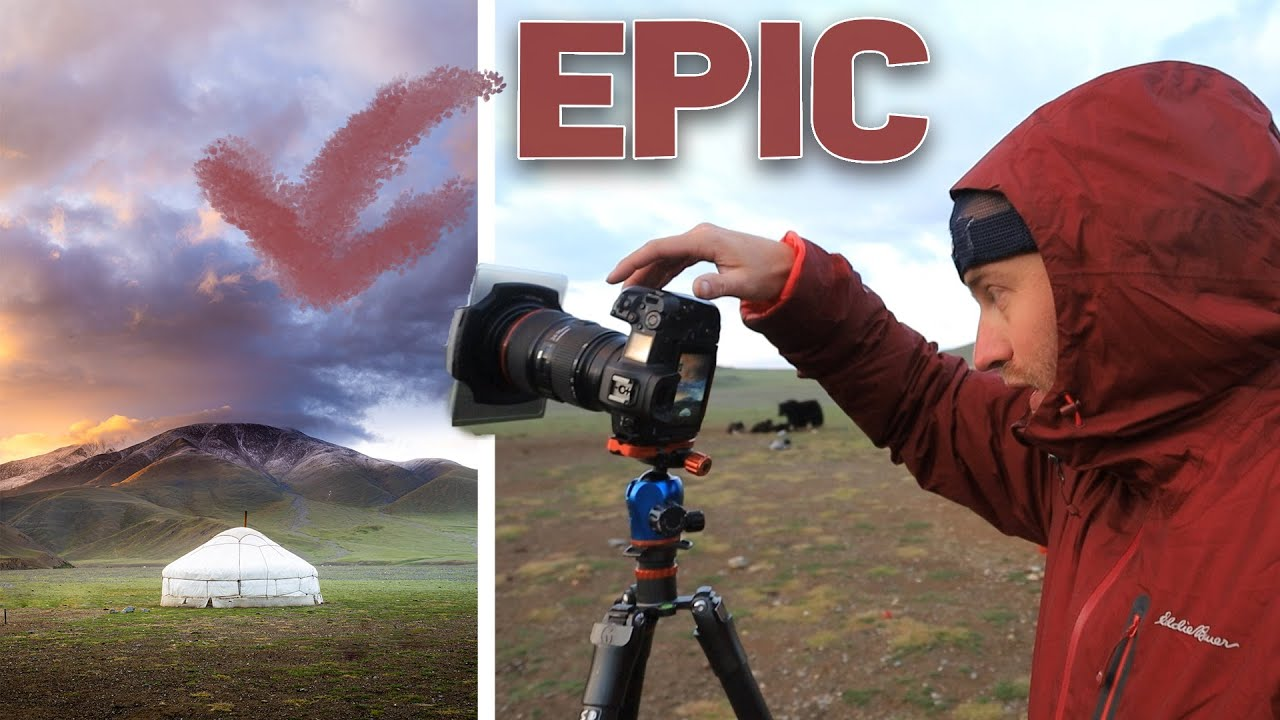 A Perfectly EPIC Day of Photography