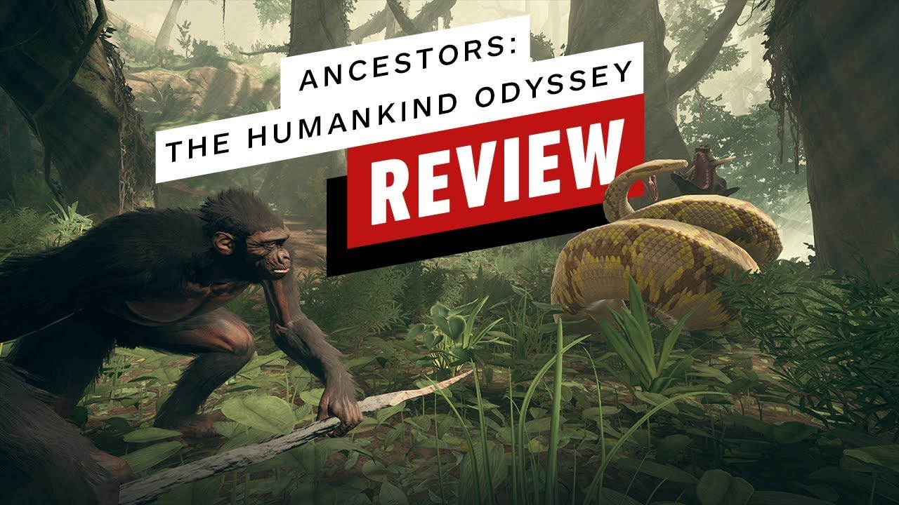 Ancestors: The Humankind Odyssey Review