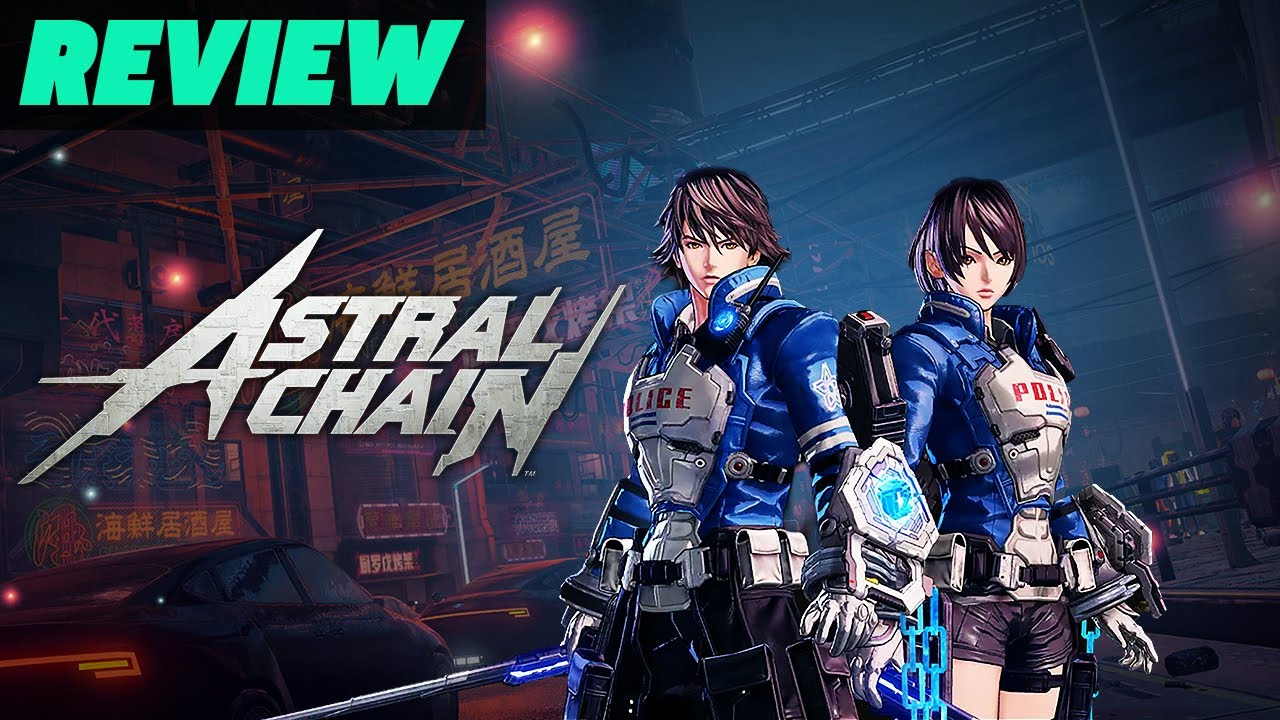 Astral Chain Video Review