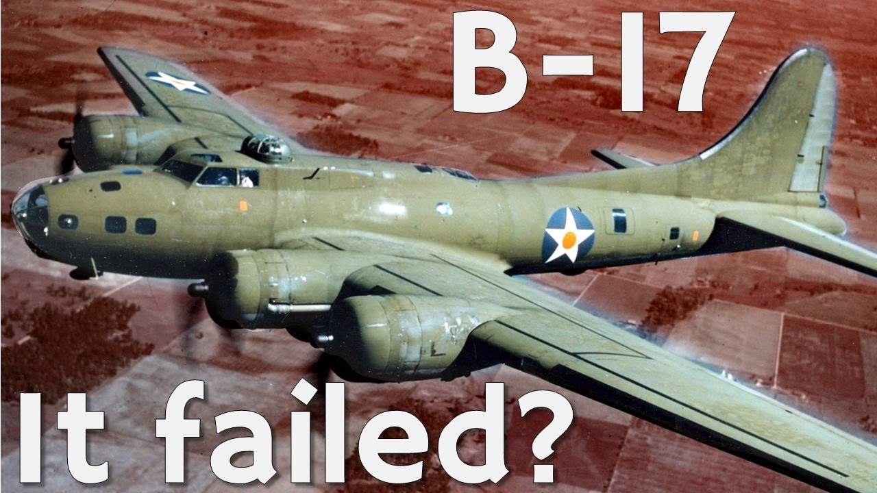 ⚜ | B-17 Flying Fortress - What It Couldn't Do