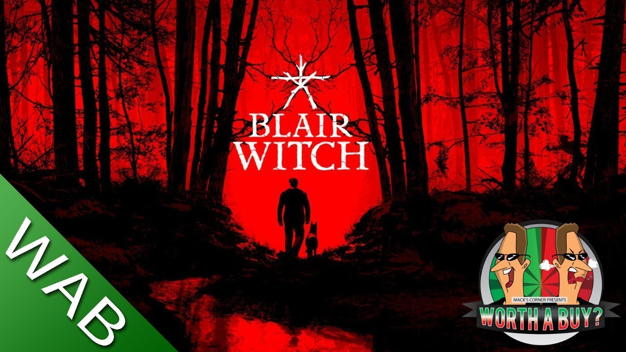 Blair Witch Review - Scary game or just wipe your nose?