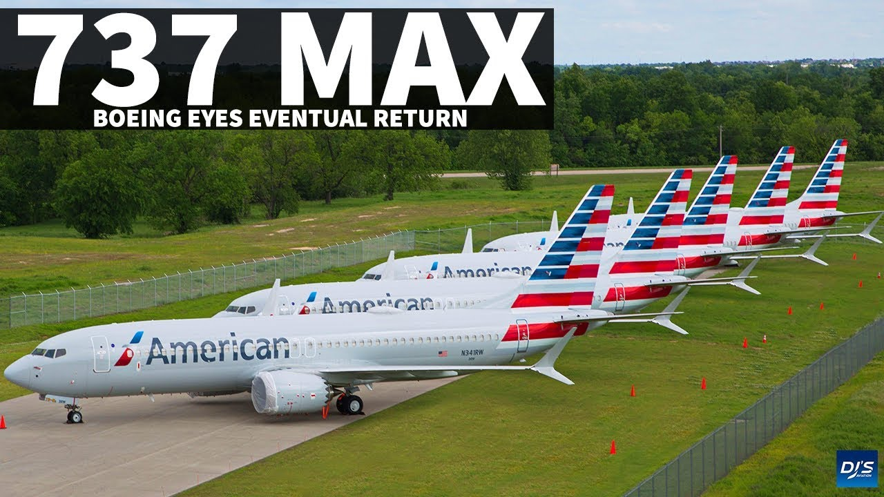 Boeing Eyes 737 MAX Return