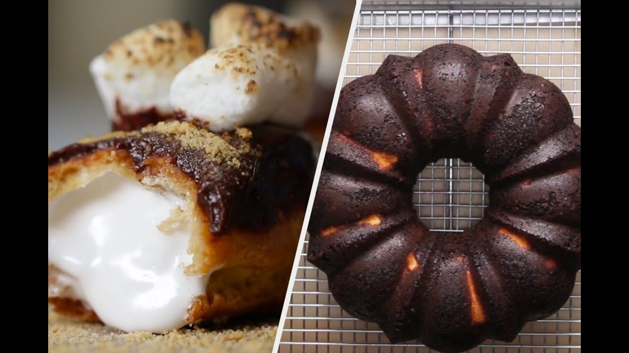 Challenging Dessert Recipes That Will Gain You Professional Chef Status • Tasty