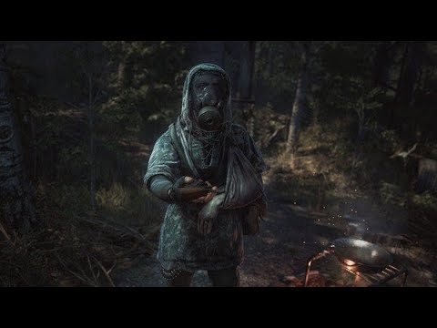Chernobylite Nuclear Power Plant Heist Gameplay Trailer - Gamescom 2019