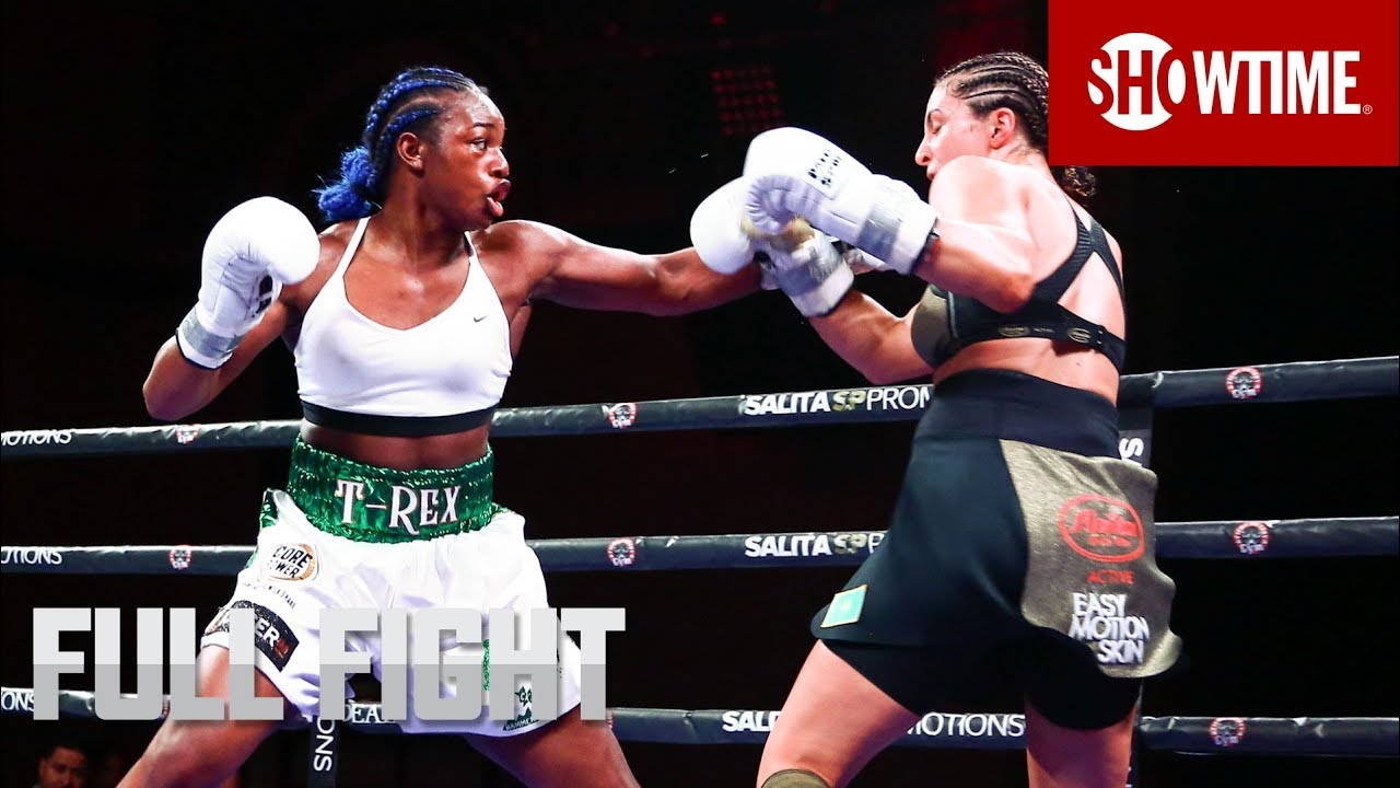 Claressa Shields vs. Christina Hammer | Full Fight | SHOWTIME BOXING: Special Edition