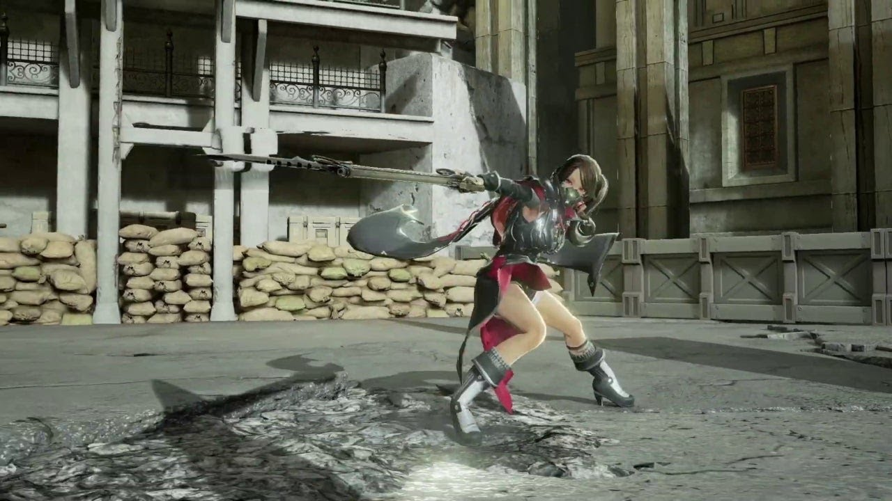 Code Vein - Bayonet Weapon Trailer