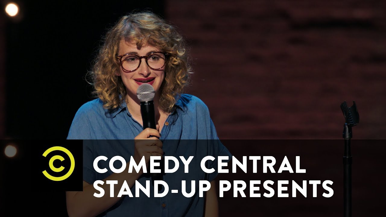 Comedy Central Stand-Up Presents: Jo Firestone - Facebook - Uncensored