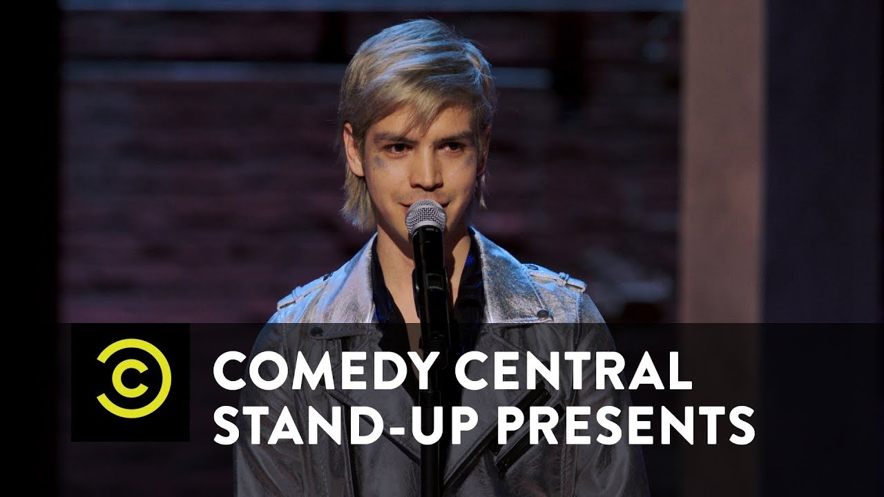 Comedy Central Stand-Up Presents: Julio Torres - The Hardest Part About Being Vegan