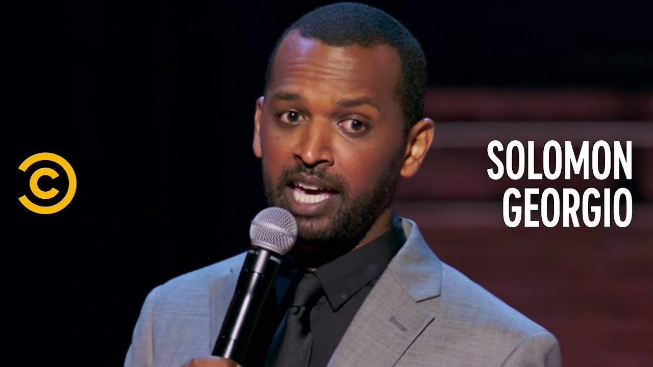 Comedy Central Stand-Up Presents: Solomon Georgio - Life After the 2016 Election - Uncensored