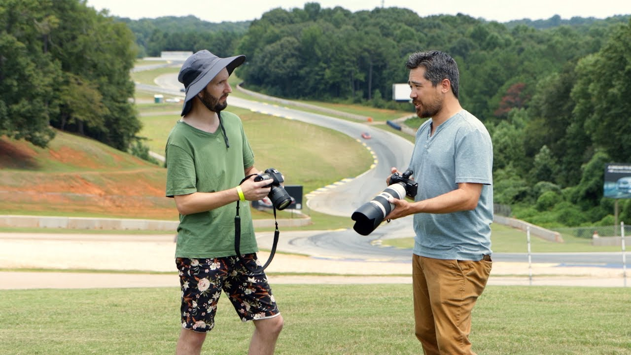 DPReview TV: Canon EOS 90D and M6 Mark II Hands-On in Atlanta