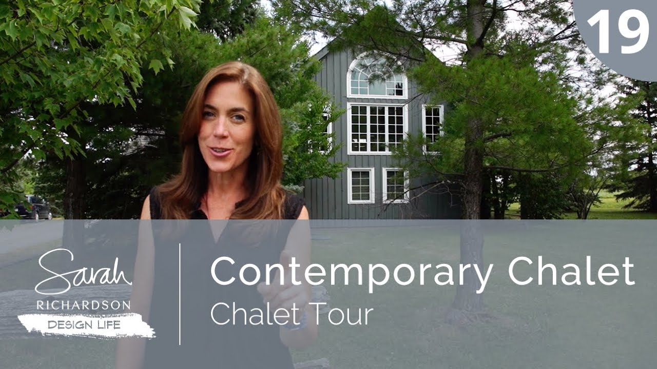 Design Life: Contemporary Chalet: Chalet Tour (Ep. 19)