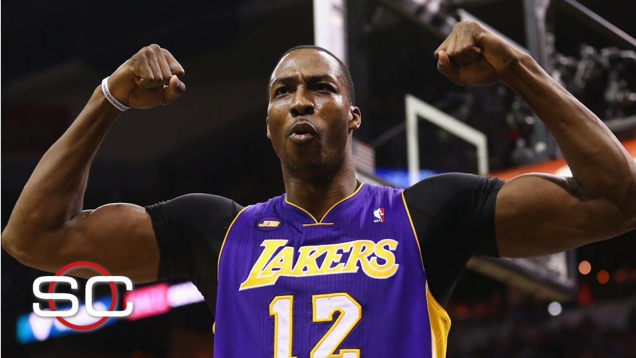 Dwight Howard will return to the Lakers on a non-guaranteed deal - Woj   SportsCenter