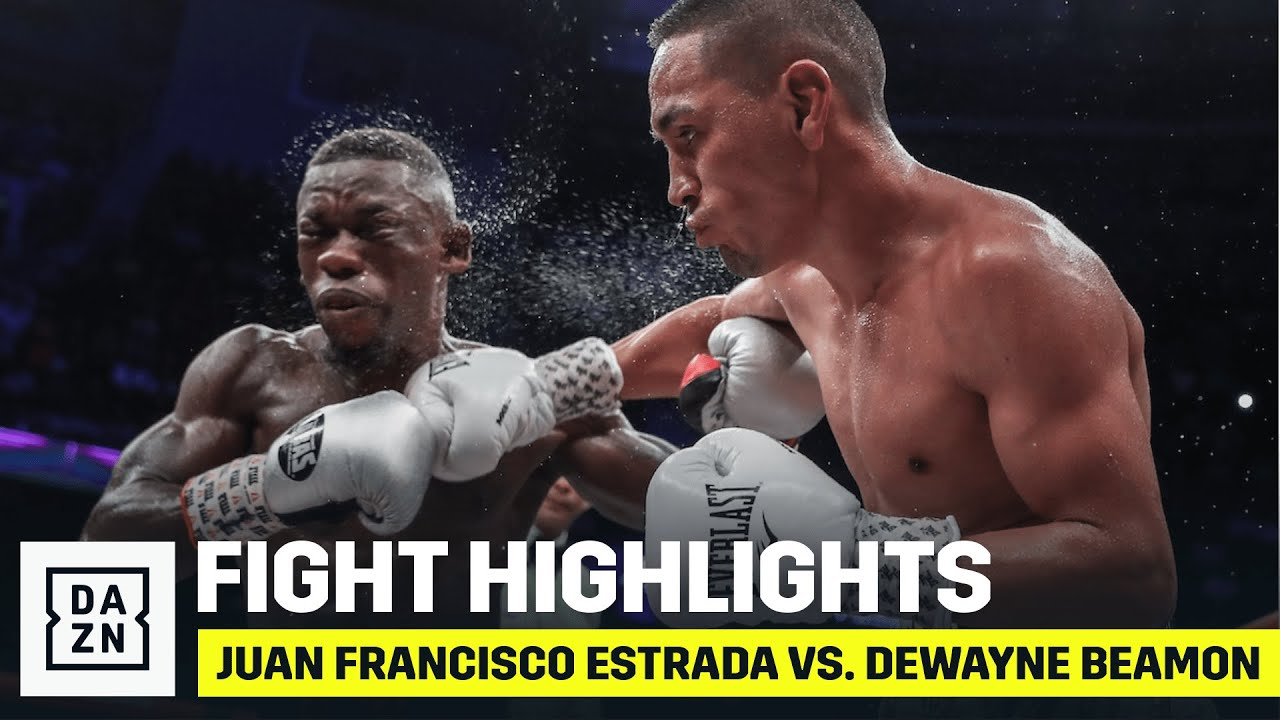 FULL CARD HIGHLIGHTS | Juan Francisco Estrada vs. Dewayne Beamon