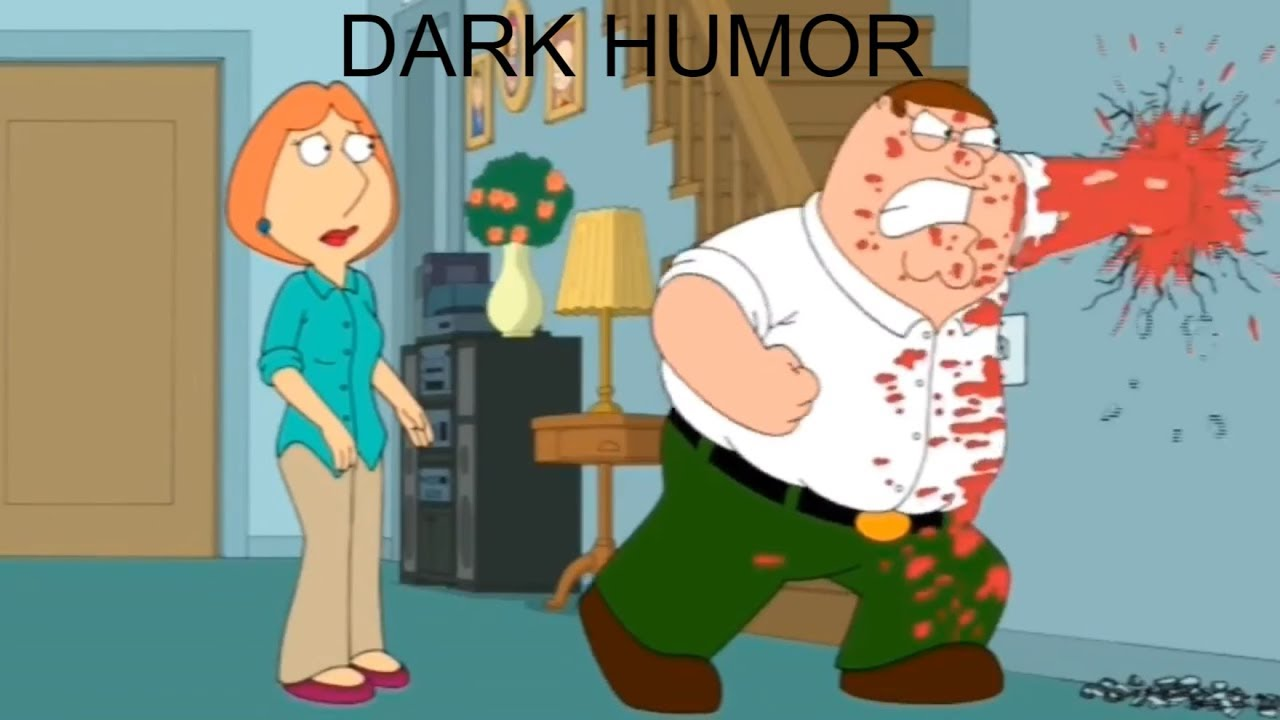 Family Guy - BEST DARK HUMOR COMPILATION 1