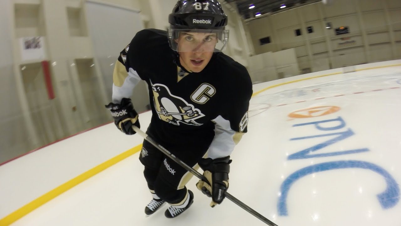 GoPro: On the Ice with Sidney Crosby - Episode 1