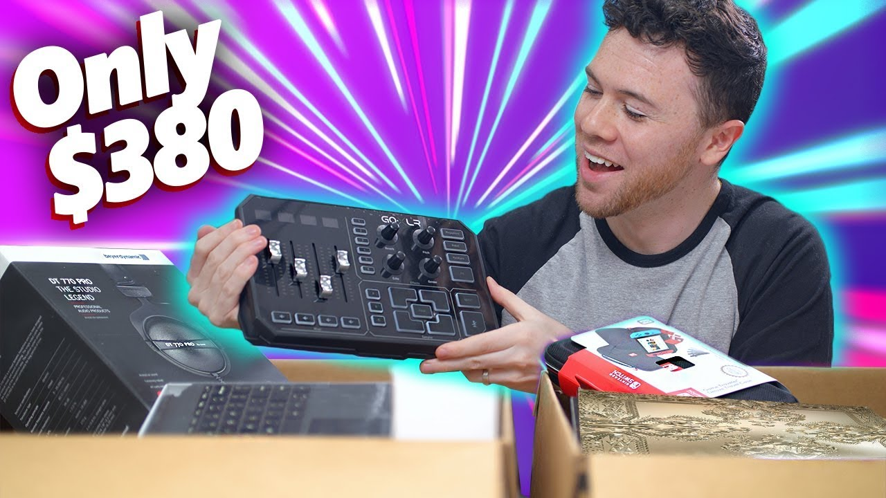 I Paid $380 for $1,760 Worth of MYSTERY TECH! Amazon Returns Pallet Unboxing!