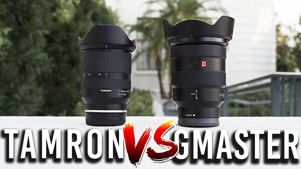 Is Tamron 17-28mm BETTER Than Sony GM 16-35mm?! | $900 VS $2200