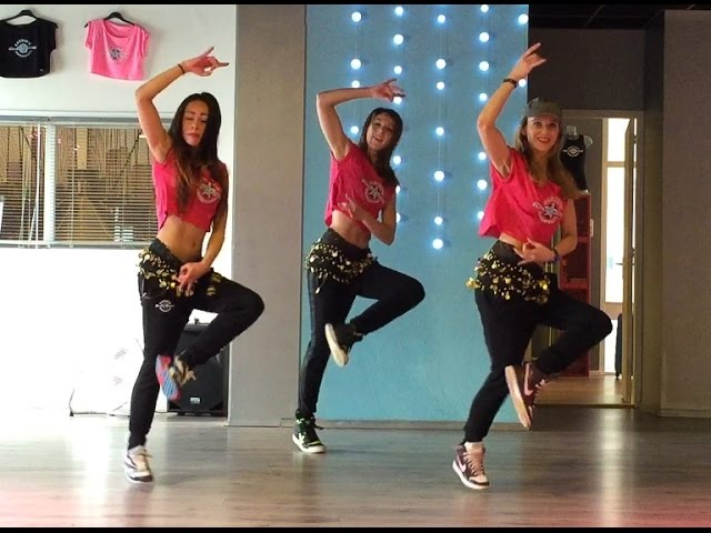Lean On - Major Lazer -  Easy Fitness Dance Video - Choreography