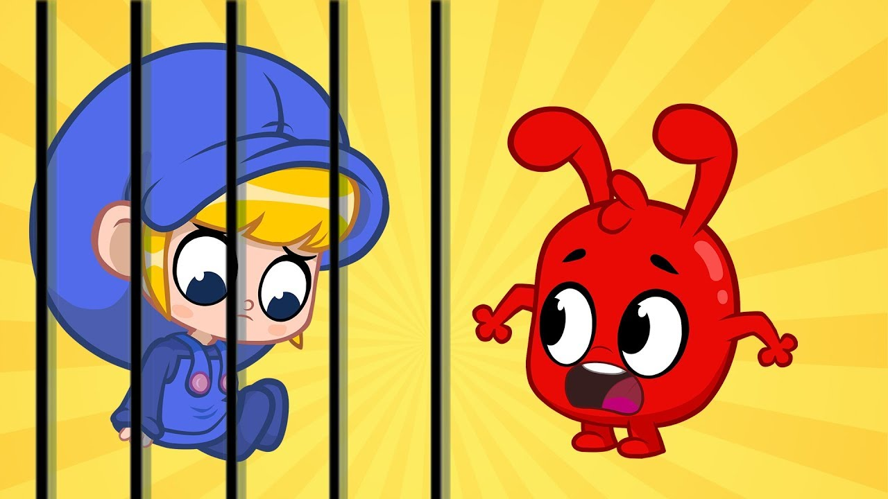 Mila In Jail! | Morphle and Friends | Cartoons for Kids| My Magic Pet Morphle
