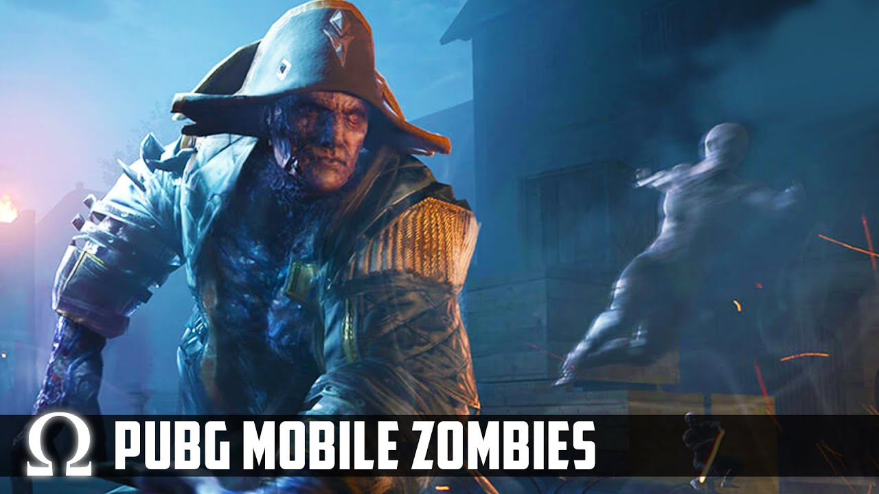 NEW ZOMBIES MODE IN PUBG MOBILE! | PLAYERUNKNOWN'S BATTLEGROUNDS MOBILE