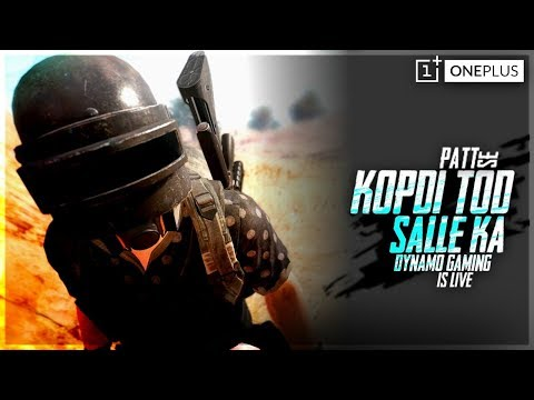 PUBG MOBILE LIVE WITH DYNAMO   LET'S PLAY TOGETHER   SUBSCRIBE & JOIN ME