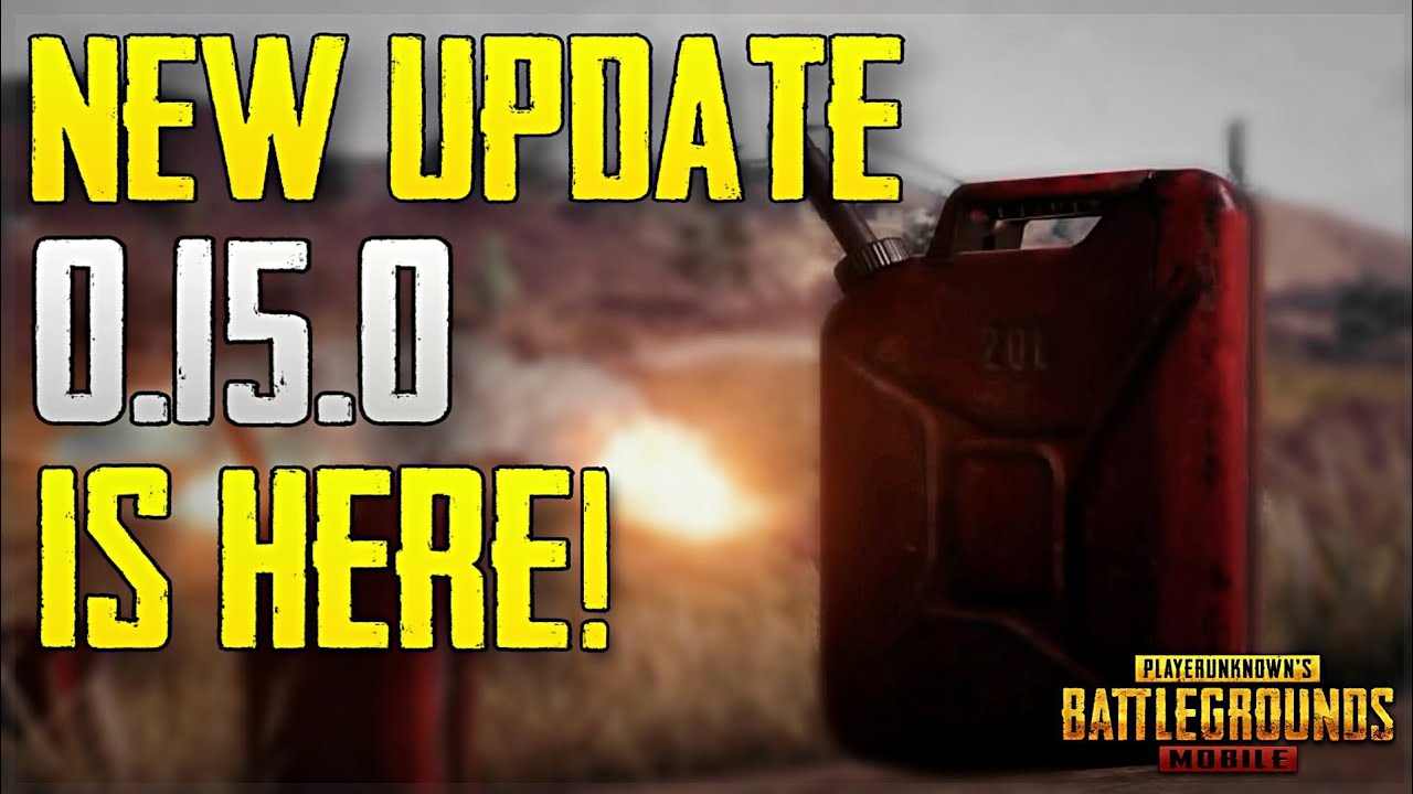 PUBG Mobile New 0.15.0 Update Coming With Helicopter, BRDM, New Gun & More