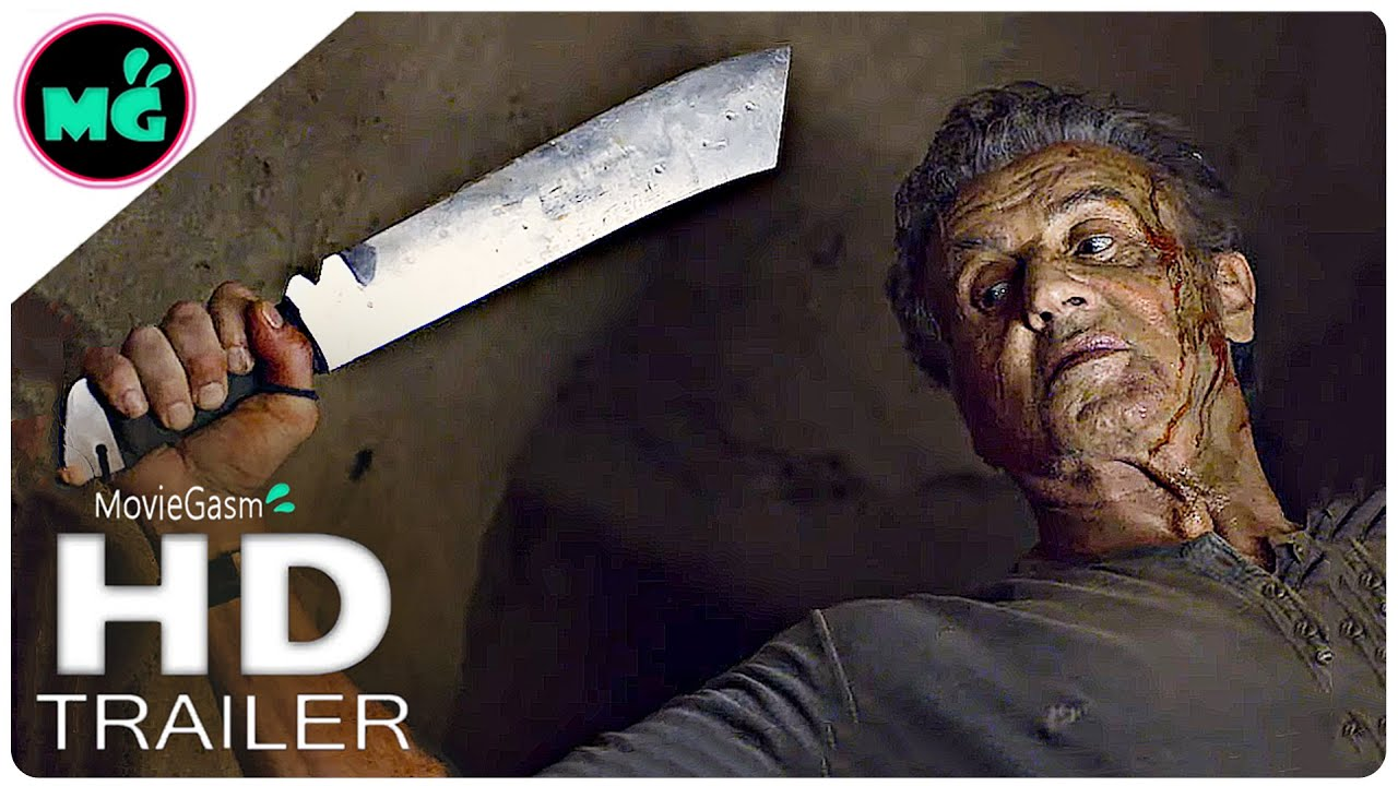 RAMBO 5: LAST BLOOD Official Trailer #4 (2019) Sylvester Stallone, Action Movie HD