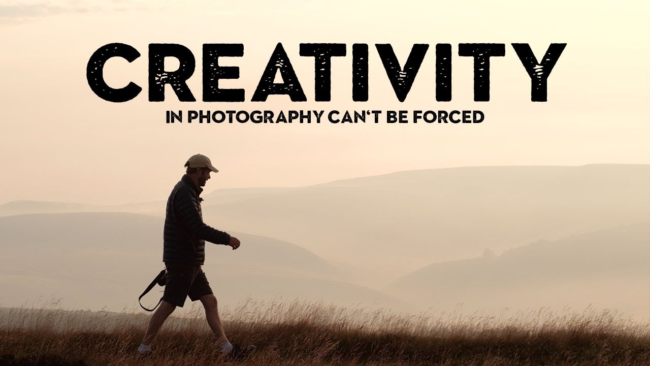 REGAINING your CREATIVE MOJO in PHOTOGRAPHY