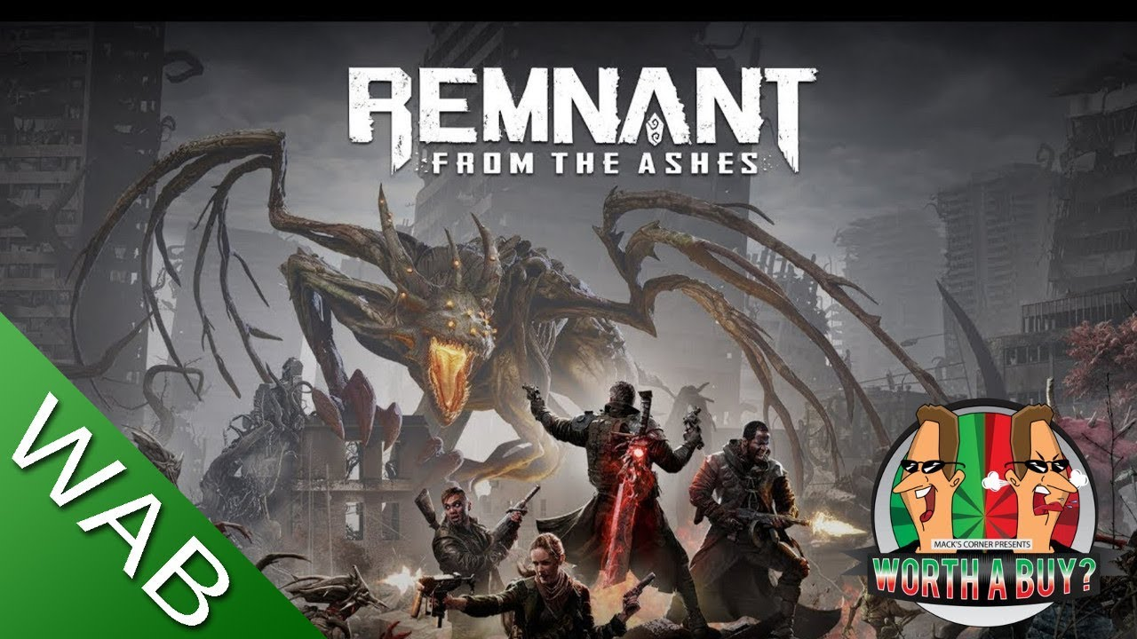 Remnant From The Ashes Review - Dark Souls with Guns?