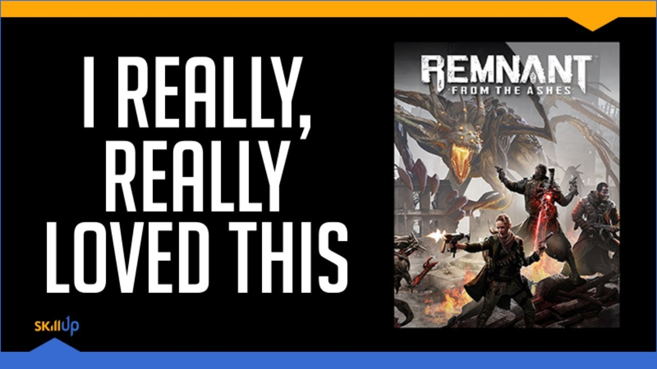 Remnant: From The Ashes - The Review