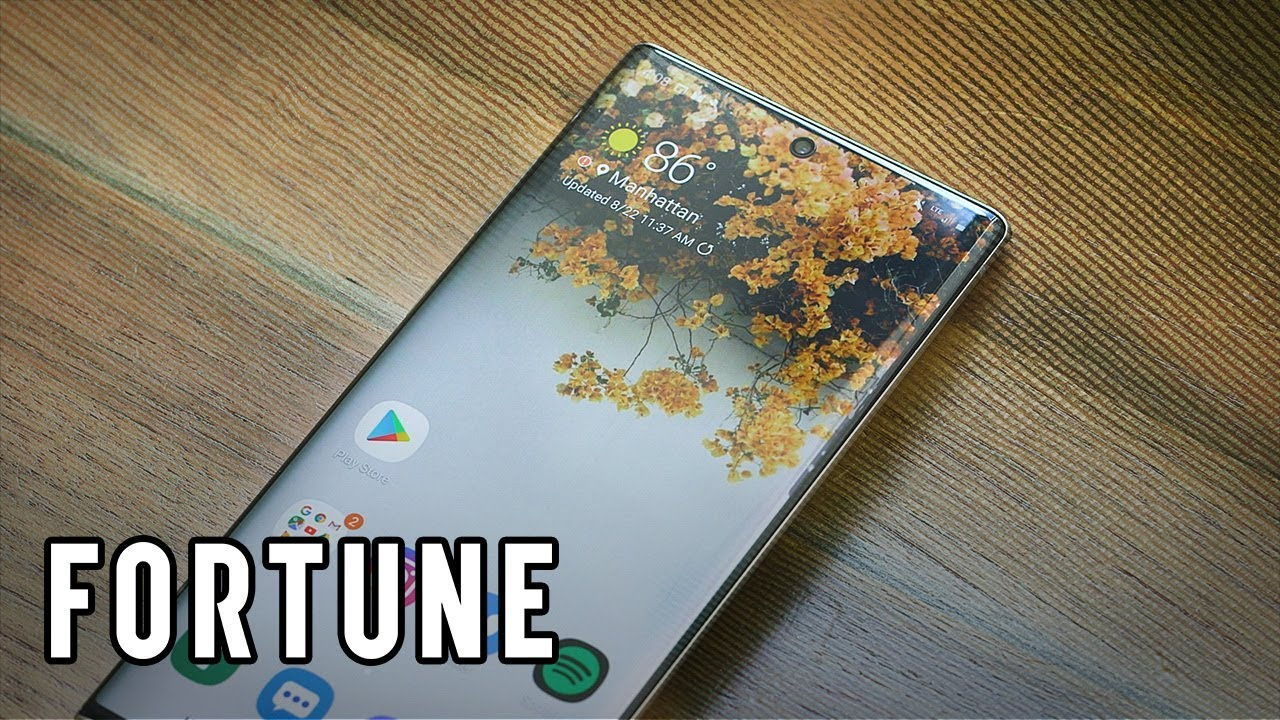 Samsung Galaxy Note 10+ Review: A Premiere Smartphone