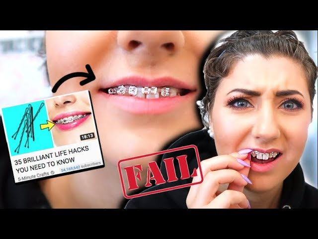 Testing 35 Brilliant Hacks You Need To Know by 5-Minute Crafts