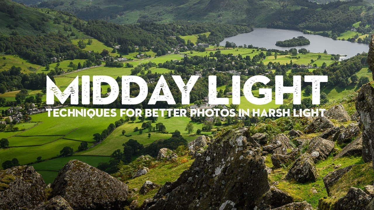 The SECRETS to AWESOME MIDDAY SUN photography