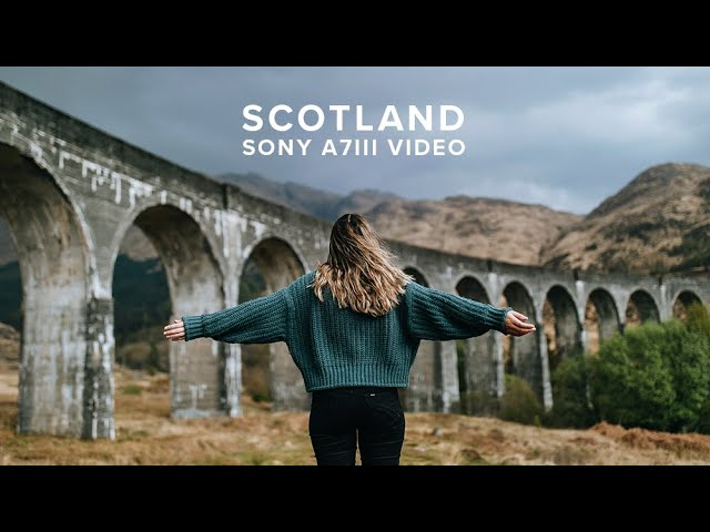 Tips to Improve your Photography + Scotland Vlog!