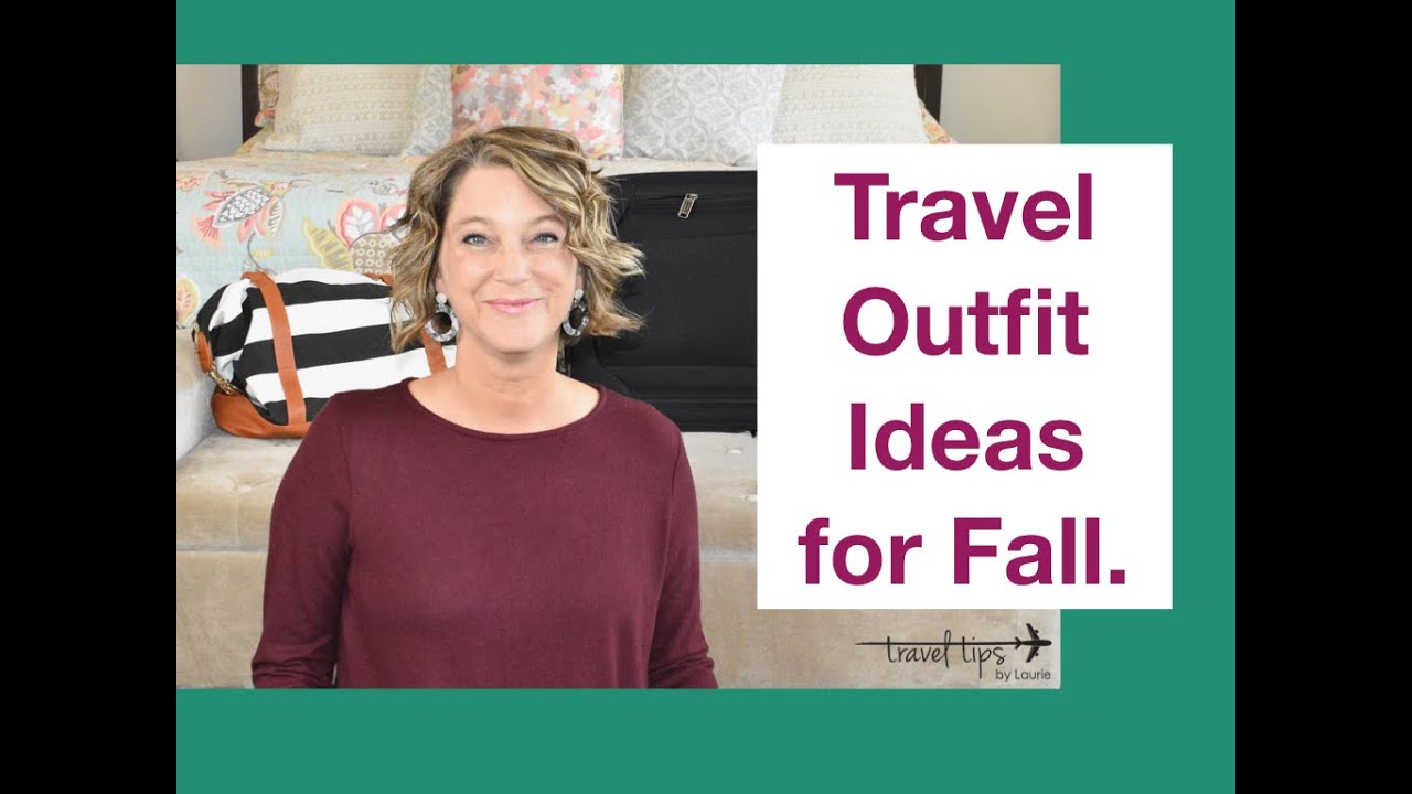 Travel Outfit Ideas for Fall Season (Autumn)