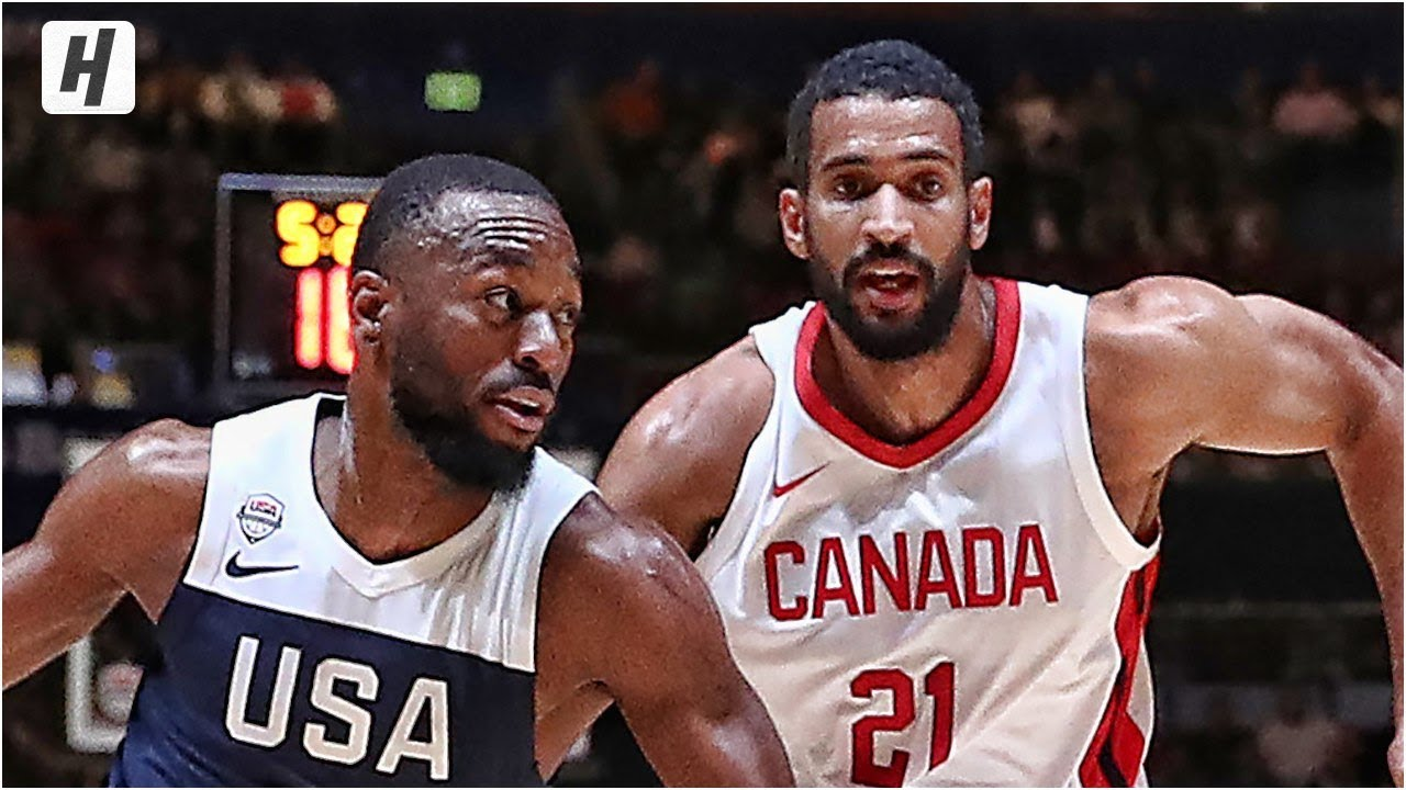 USA vs Canada - Full Game Highlights | August 26, 2019 | USA Basketball