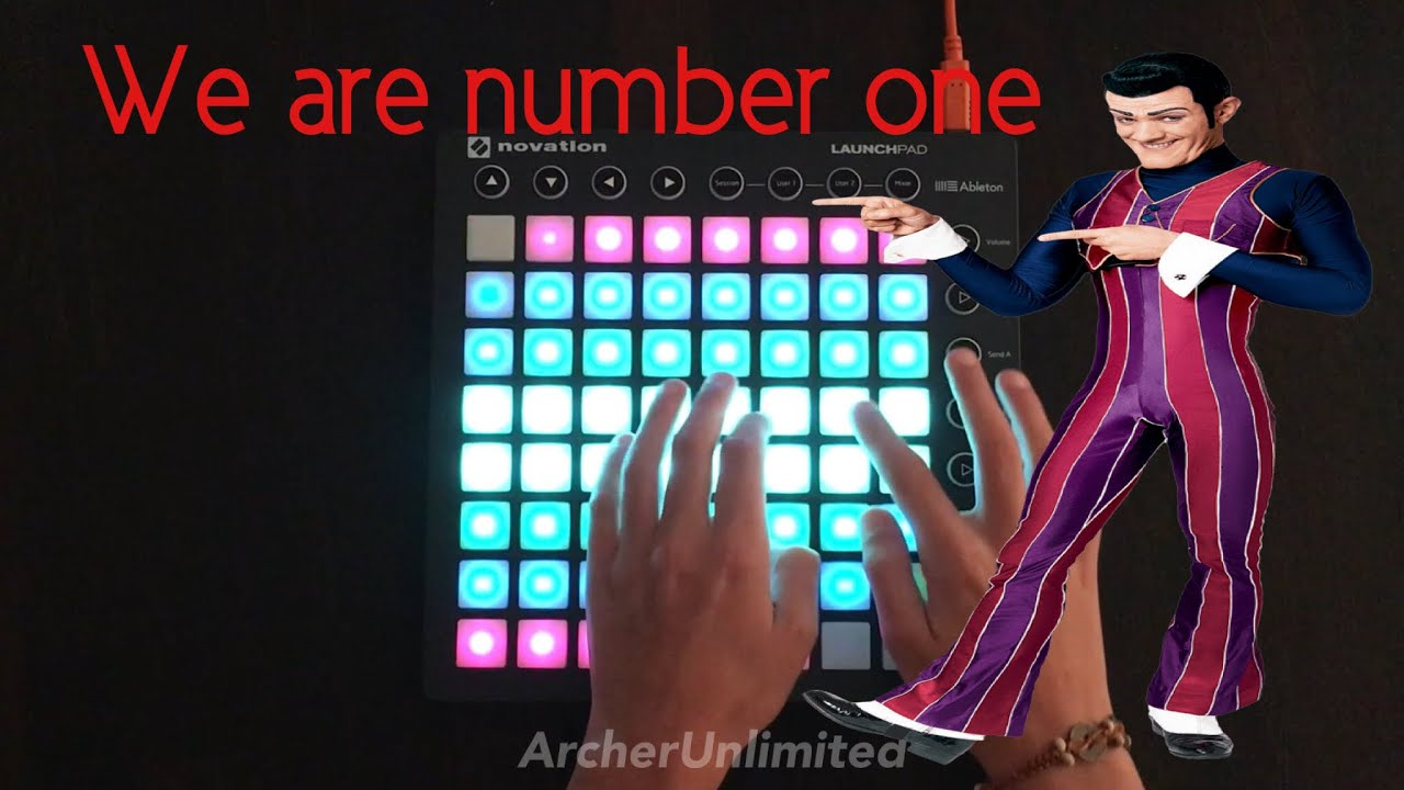 We Are Number One (Dubstep Remix) | Launchpad Cover