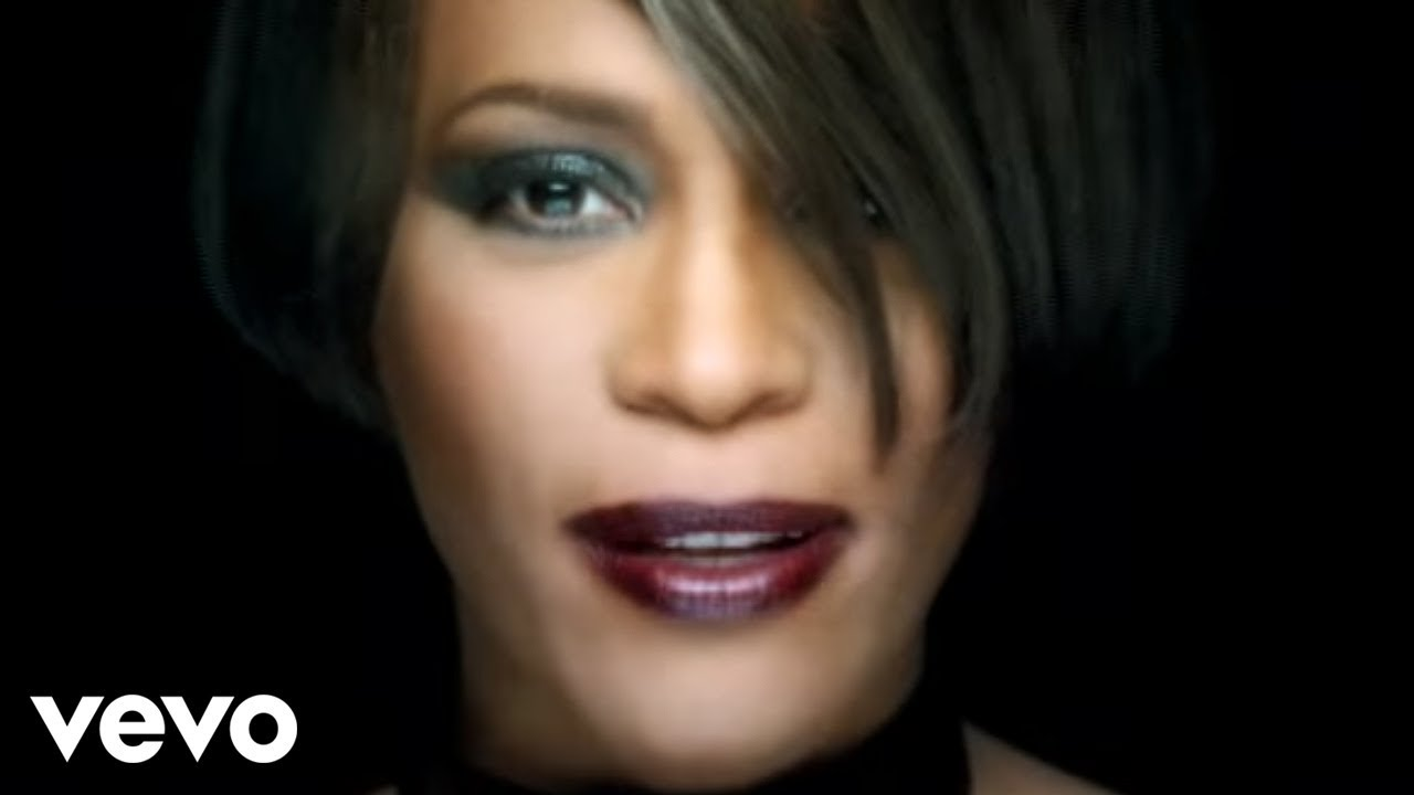 Whitney Houston - It's Not Right But It's Okay (Official Music Video)