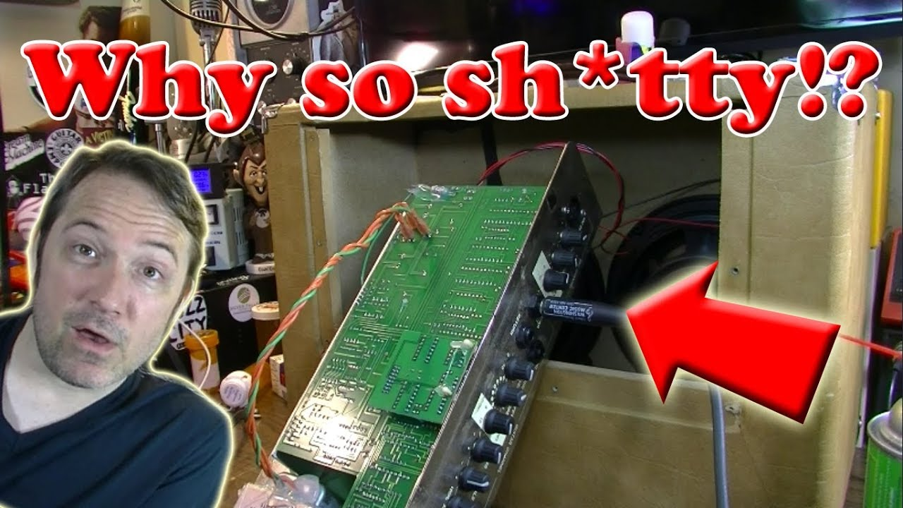 Why Are Acoustic Guitar Amps ALWAYS So...Sh*tty?