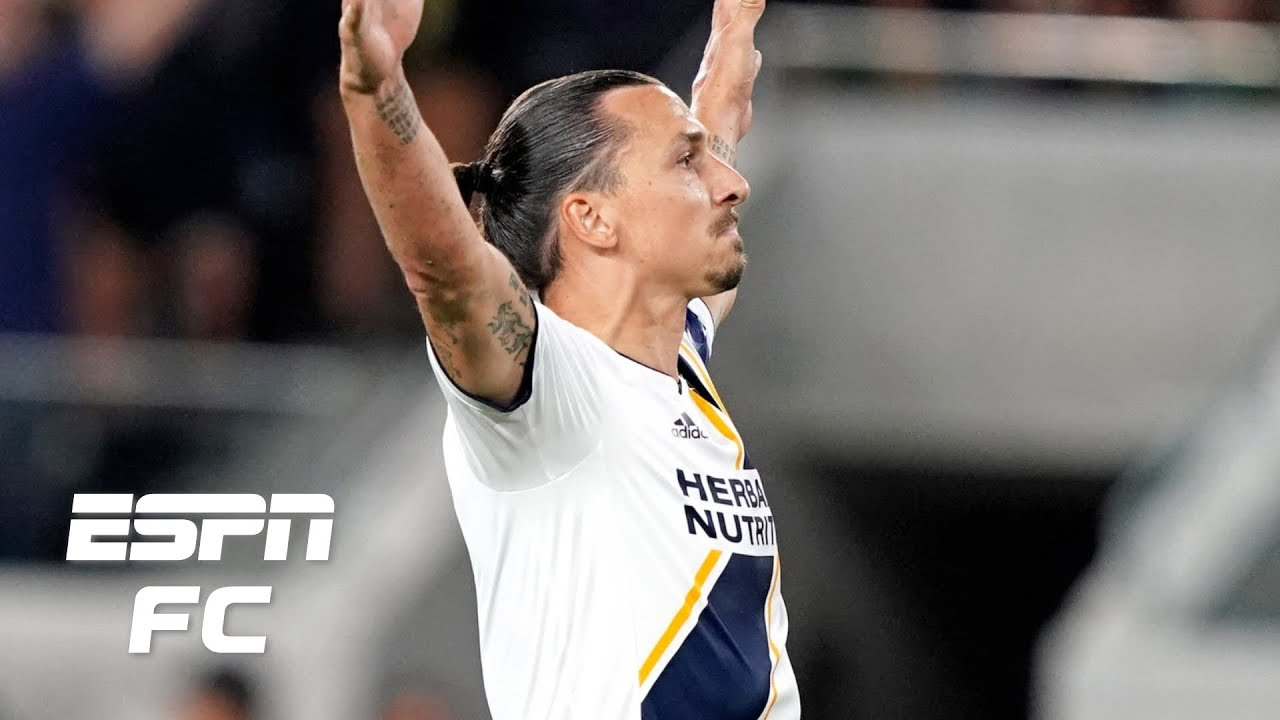 Zlatan Ibrahimovic scores two, LA Galaxy and LAFC draw as El Trafico delivers again | MLS Highlights